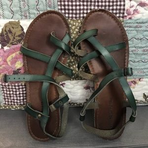 Target strappy sandals